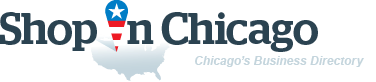 ShopInChicago. Business directory of Chicago - logo